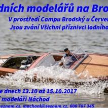 Plakát Broďák 2017